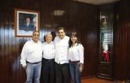 Proteger la integridad de la niñez y juventud en la aplicación de la ley es el compromiso: Juan Óscar Trinidad