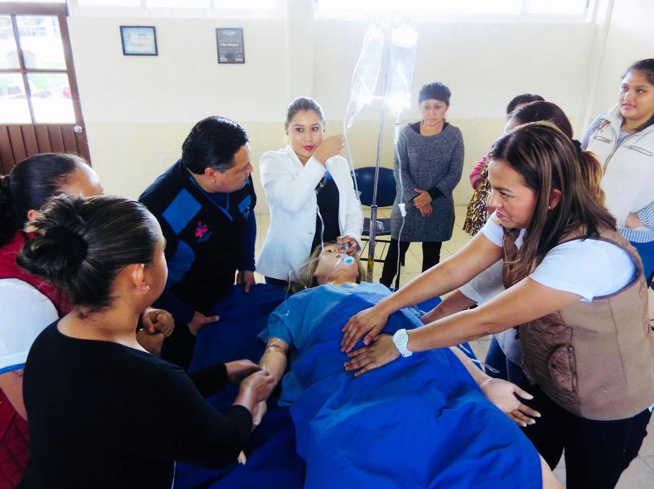 Chiapas se une a la promoción del buen trato en la atención obstétrica