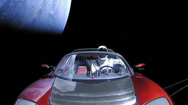 Elon Musk publica la