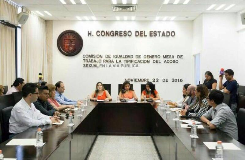 En Chiapas, el acoso sexual es un delito