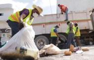 Mantiene Ayuntamiento la recolección de basura en Tuxtla Gutiérrez