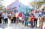 Inauguran área de hidroterapia del DIF Tuxtla