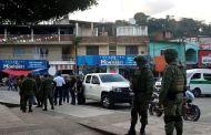 Fortalece grupo interinstitucional  seguridad en Mezcalapa