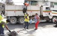 Continua Ayuntamiento de Tuxtla la recolección de basura en todas las zonas