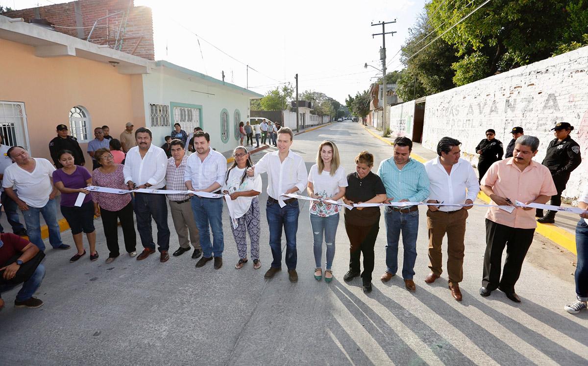 Mejores calles para Tuxtla: Velasco