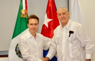 Chiapas y Cuba refuerzan lazos de hermandad: MVC