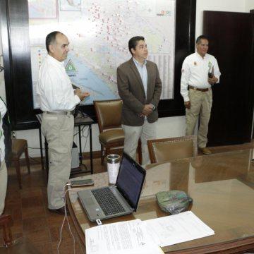 Chiapas y Morelos fortalecen lazos de colaboración en beneficio de la población