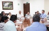 Transportistas firman acuerdo de civilidad en Chiapas