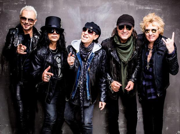 ¡Scorpions llega a Monterrey!