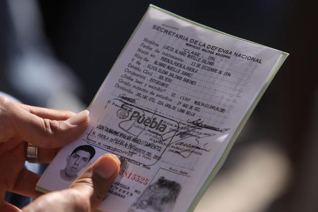 ENTREGAN CARTILLA LIBERADAS A SOLDADOS QUE REALIZARON SERVICIO MILITAR