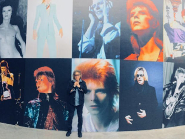 Museo Cuatro Caminos rinde tributo a David Bowie