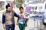 Fortalece Fernando Castellanos la rehabilitación de vialidades en Tuxtla