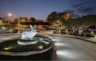 Inaugura Fernando Castellanos el nuevo parque moderno y vanguardista de la colonia Vista Hermosa en Tuxtla
