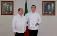 Gobernador Manuel Velasco designa nuevo titular del FOFOE