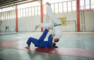 Judoka Itzel Pechá a evaluación nacional