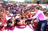 MVC entrega Salario Rosa a más chiapanecas