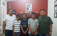 Rescata FGE a tres menores migrantes desaparecidos en Guatemala