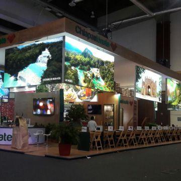 Gobierno de Chiapas fortalece la infraestructura y servicios turísticos
