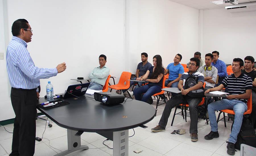 Realizan Jornada de Emprendedurismo en la Politécnica de Chiapas