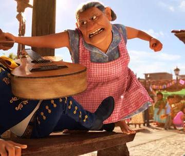 """«Coco"""" es la película más vista en Chile"""
