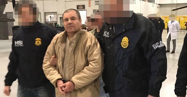 Procuradores de EU vinculan a El Chapo con muerte de Camarena