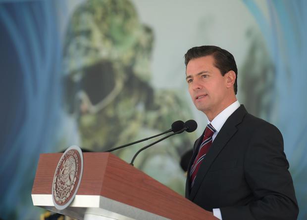 Peña Nieto envía al Senado Acuerdo Transpacífico para su ratificación