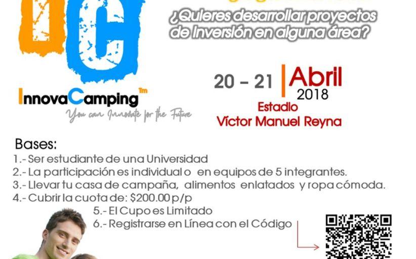 "Presentan ""Innova Camping"""