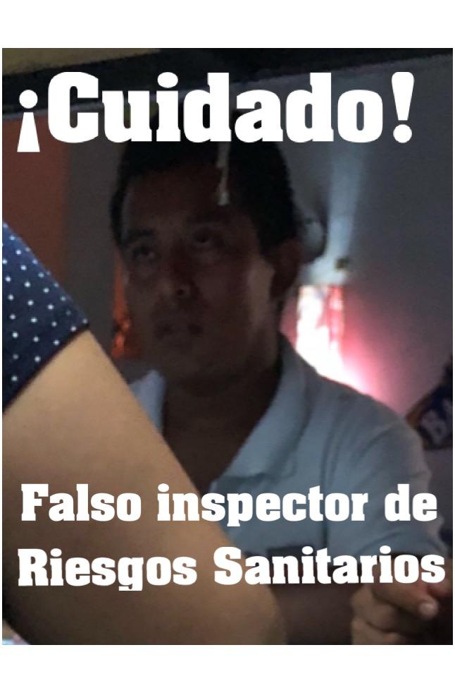 Alerta Secretaría de Salud sobre falsos inspectores de Riesgos Sanitarios en Tapachula