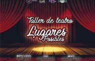Invita Ayuntamiento de Tuxtla a taller de teatro