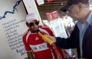 Realiza FGE operativo alcoholímetro acuático en Chiapa de Corzo
