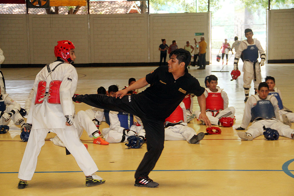Selección Chiapas de Taekwondo lista para Regional Zona Sur
