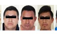 Vinculan a proceso a cinco sujetos por robo en Palenque