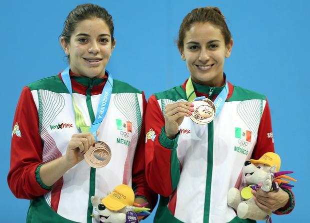 León recibe a Medallistas olímpicos para Barranquilla 2018