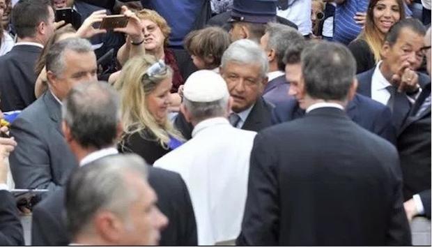 AMLO invitará al Papa Francisco para dar solución a la violencia en México