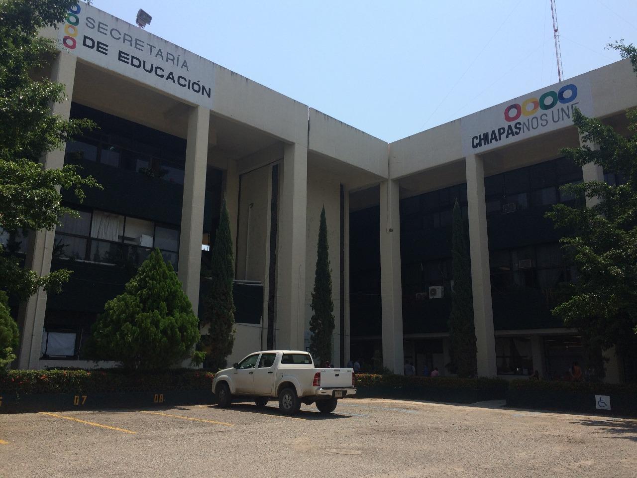La SE emite medidas cautelares en preparatoria de Berriozábal