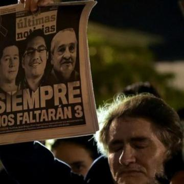 Condena ONU asesinato de periodistas ecuatorianos en Colombia