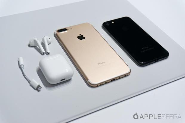 Apple pone a la venta iPhone 7 y iPhone 7 Plus de nuevo