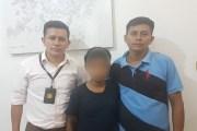 Rescata FGE en Tapachula a un menor migrante que había desaparecido en Guatemala