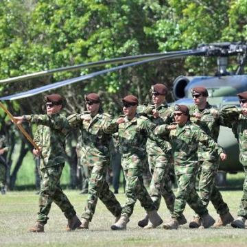 Reforzarán la seguridad en Colombia 18 mil nuevos soldados