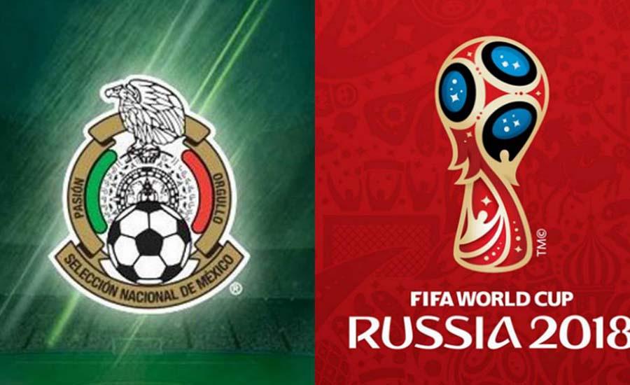 Conoce las fechas y horarios de la selección en el Mundial de Fútbol