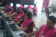 Segundo simulacro del Programa de Resultados Electorales Preliminares en Chiapas