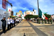 Desfile por el 208 aniversario de la Independencia de México
