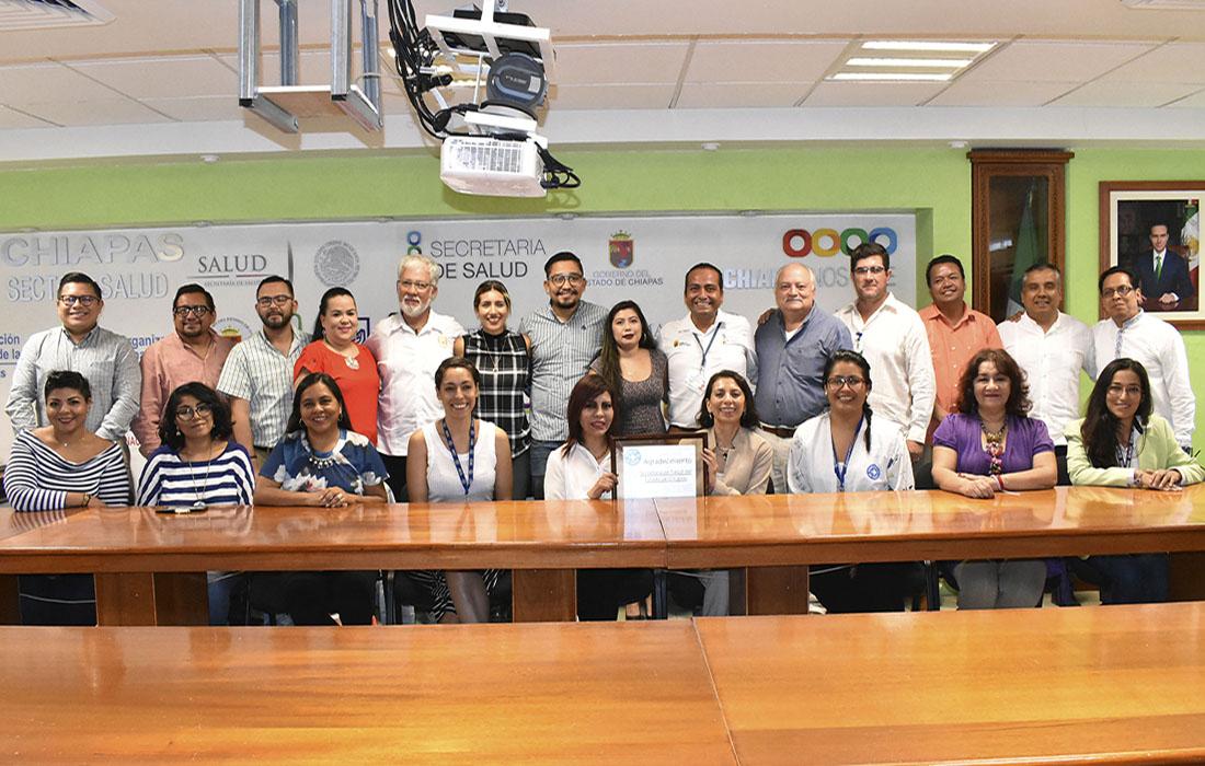 Secretaría de Salud fortalece red de servicios a favor del migrante