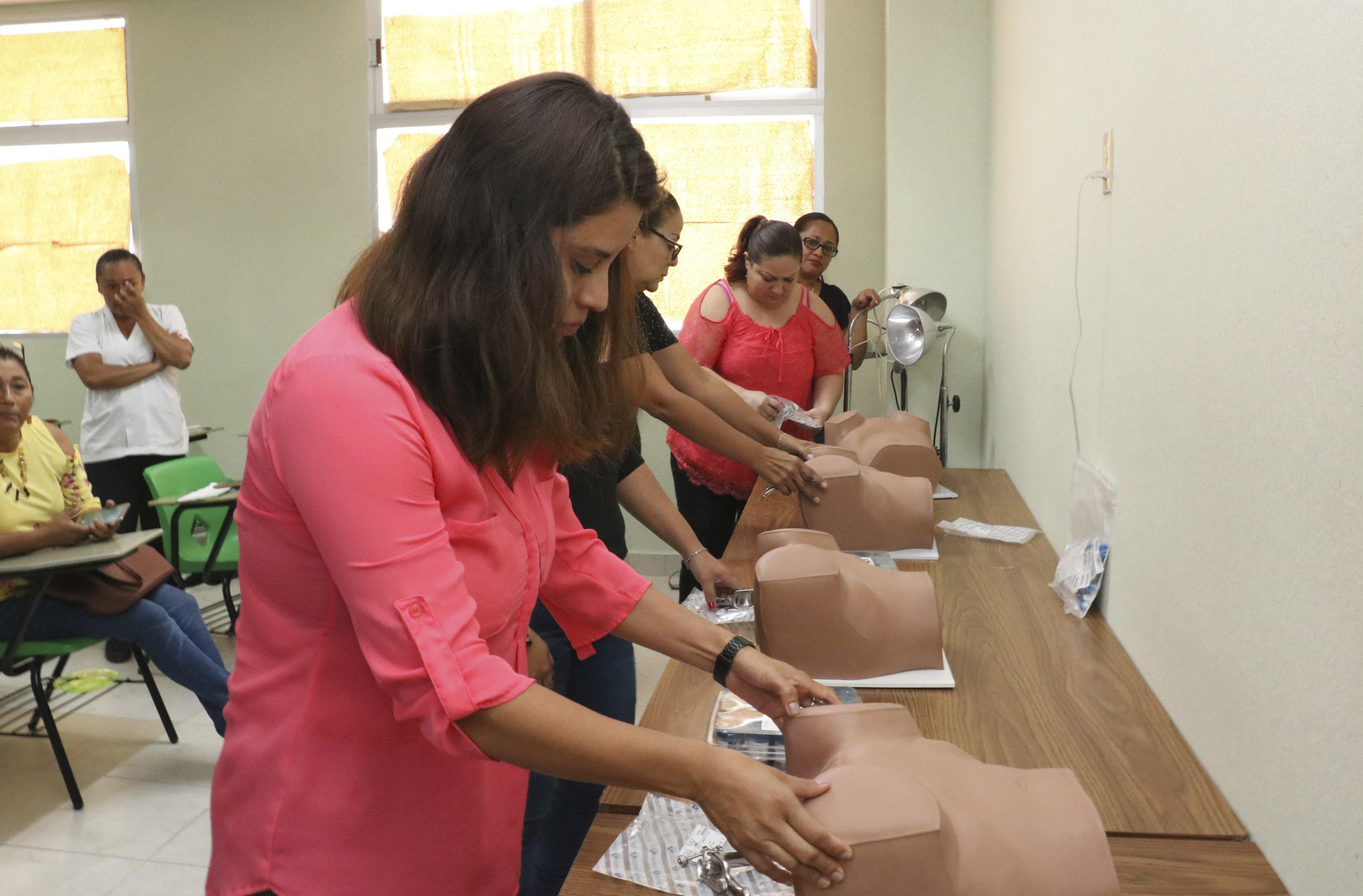 Secretaría de Salud intensifica estrategia de tamizaje de VPH