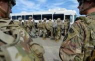 Llegaron mil soldados estadunidenses a la frontera con México