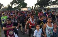 Caravana migrante de Tapachula