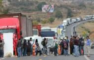 Agremiados a la COPARMEX piden que se aplique el estado de derecho a todos aquellos que realizan bloqueos carreteros