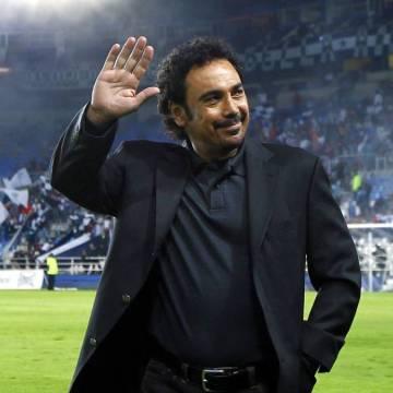 Hugo Sánchez vuelve a levantar la mano para dirigir al Real Madrid