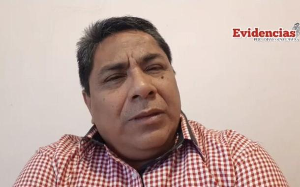 Balean al periodista Hiram Moreno en Oaxaca