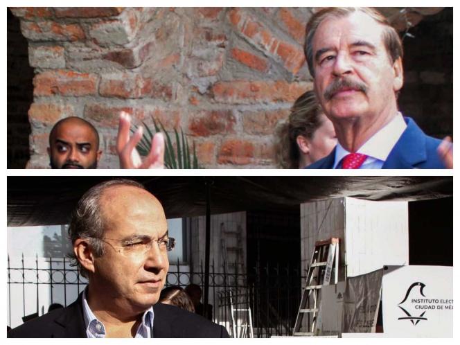 Seguridad a Calderón y Fox costará 10% menos: López Obrador
